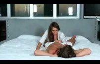 Acorda o companheiro pra fazer sexo