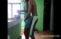 Comeu a empregada na cozinha em Maringa