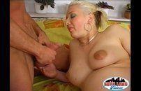 Sexo com grávida loirinha gostosa