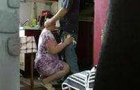 Sogra casada chupou o genro e deu a buceta em Vila Velha ES